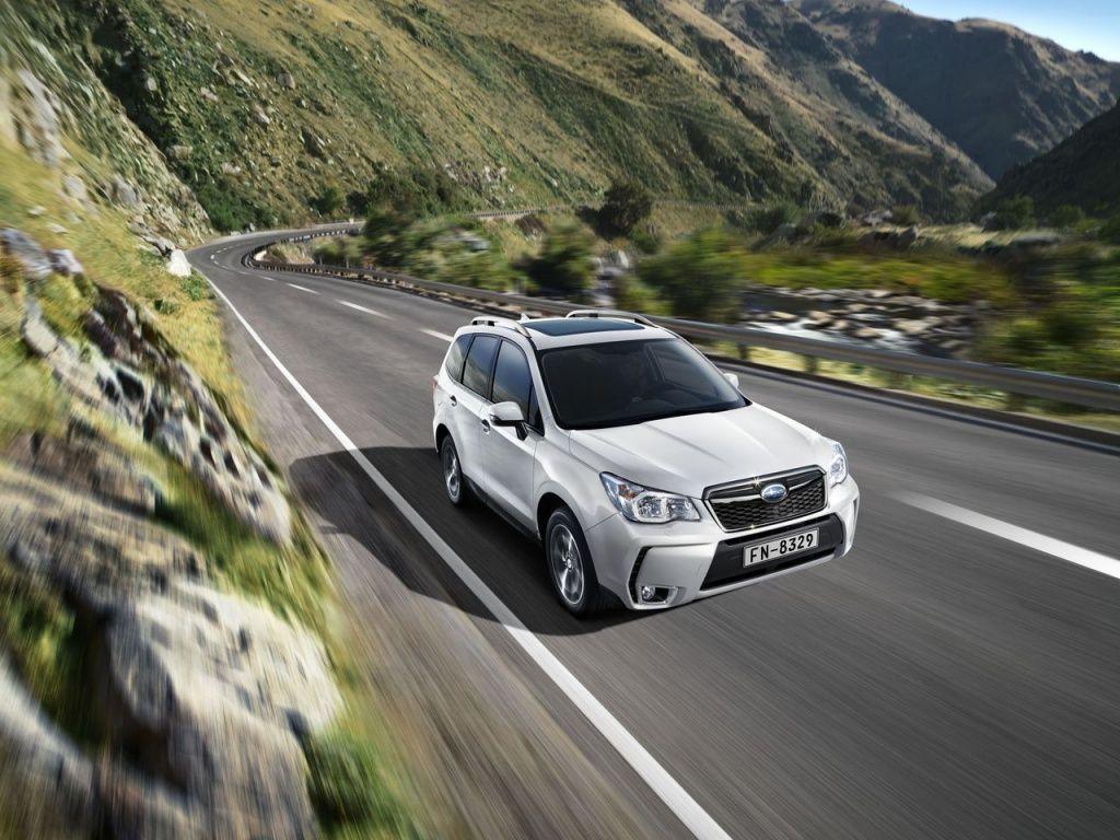 Новый Subaru Forester – старт продаж